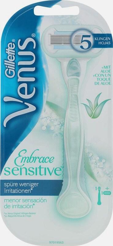 Gillette Venus 'Embrace Sensitive', Rasierer + 1 Klinge, 2-tlg.