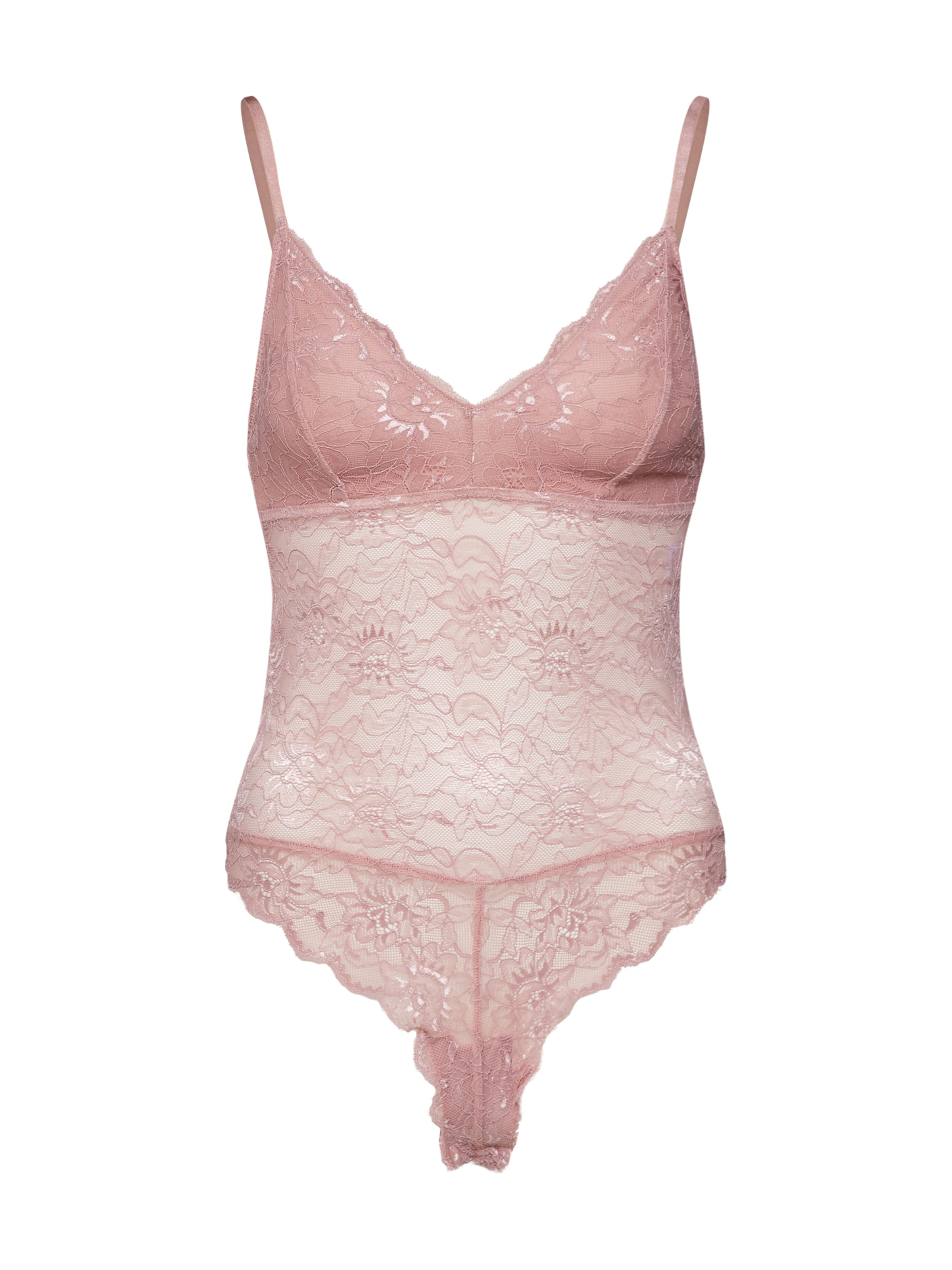 Na Top Bodysuit' In Rosa 'lace kd Ybvf76Igy