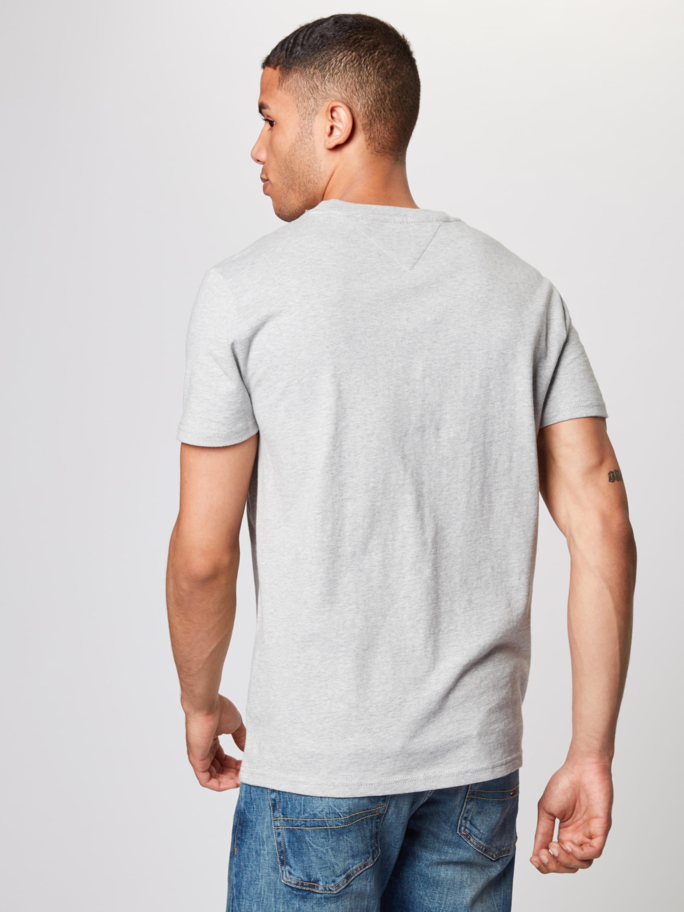 Tommy shirt In T Hellgrau Jeans 8Okn0PXw