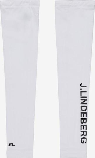 J.Lindeberg Kompressionsärmel 'Alva' in weiß, Produktansicht