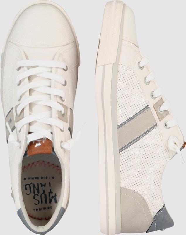 MUSTANG Sneaker mit Lochmuster