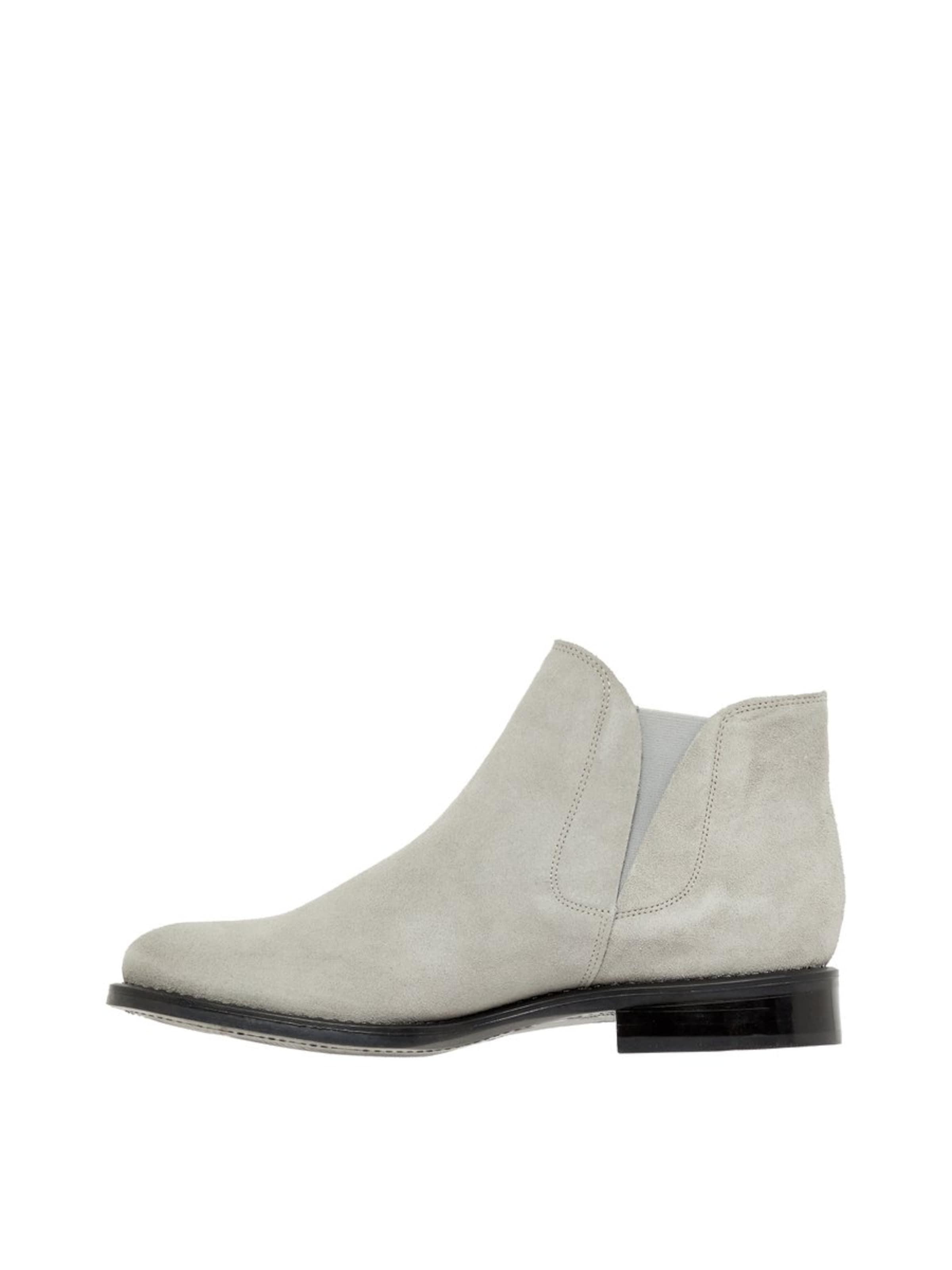 Boots Bianco Clair Gris En Chelsea WY2eED9HI
