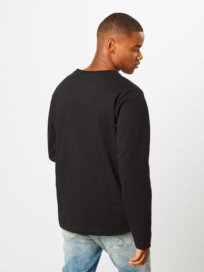 Nudie Jeans Co T-Krekls 'Rudi Pocket Tee' pieejami melns: Aizmugures skats
