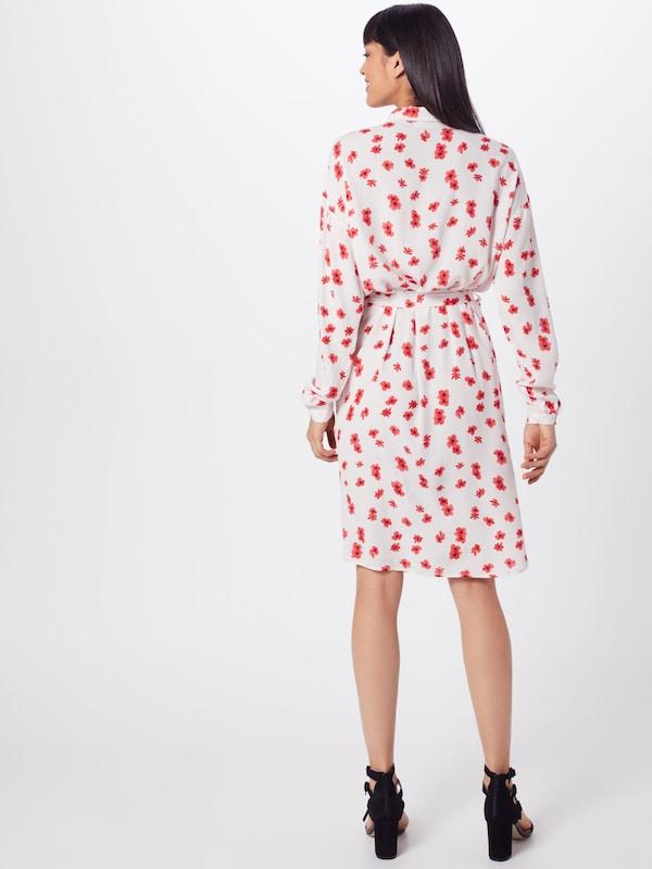 chemise Copenhagen Genni' Robe En RougeBlanc Moss 'mosa 354LRqjA