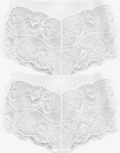 VIVANCE Pantys (2 Stck.) in weiß, Produktansicht