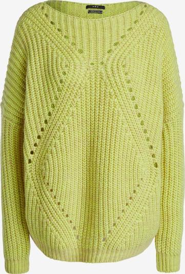 SET Pullover in zitronengelb, Produktansicht
