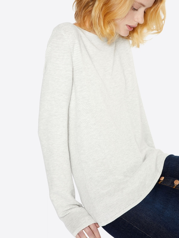 STREET ONE Pullover 'QR Robby'