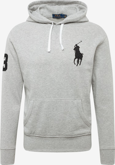 POLO RALPH LAUREN Hoodie 'MAGIC FLEECE' in grau, Produktansicht