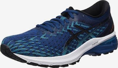ASICS Laufschuh 'Gt-2000 8 Knit' in blau / schwarz, Produktansicht