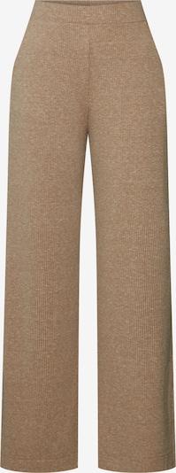 Kelnės 'Hali' iš EDITED , spalva - smėlio: Vaizdas iš priekio