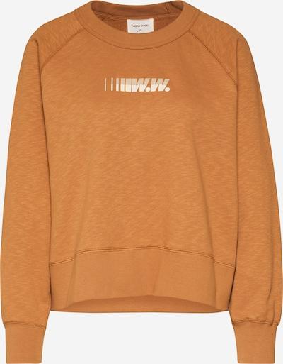 WOOD WOOD Sweatshirt 'Hope' in ocker, Produktansicht