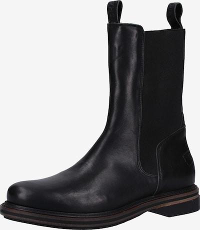 SHABBIES AMSTERDAM Stiefel in schwarz, Produktansicht