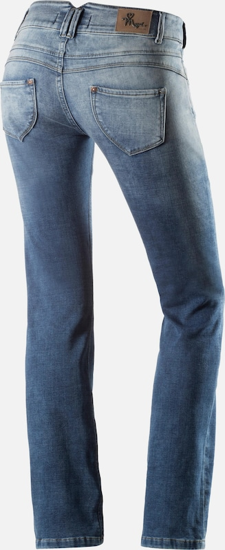 MOGUL Silca Straight Fit Jeans Damen