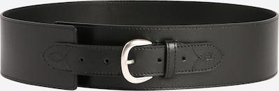 Calvin Klein Jeans Pasek 'HIGH WAIST ROUND 60MM' w kolorze czarnym, Podgląd produktu