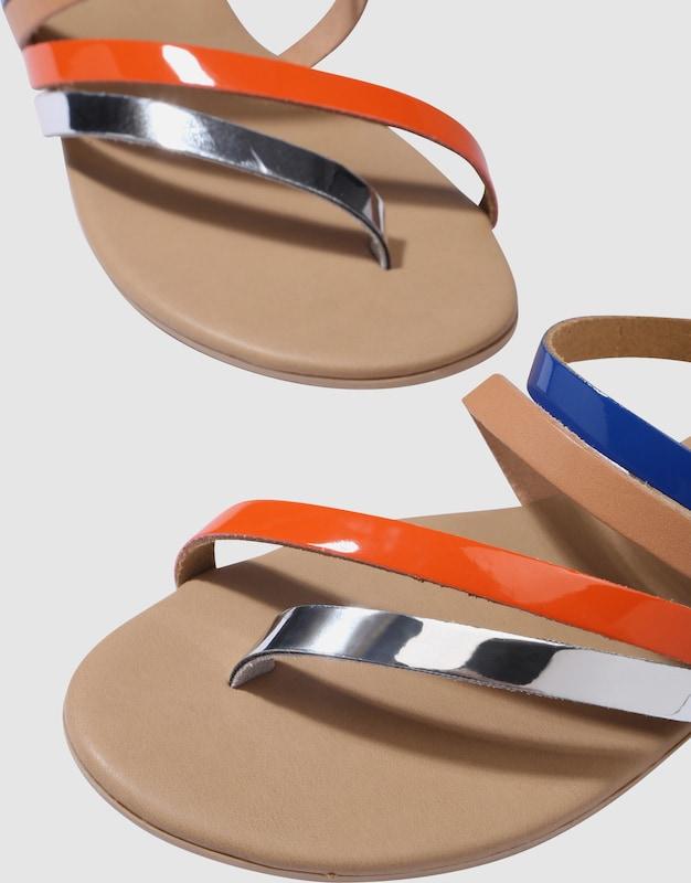 Haltbare Mode Schuhe billige Schuhe Zehentrenner 'FLORENTINE' Schuhe Mode Gut getragene Schuhe 59f71f