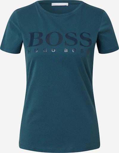 BOSS T-shirt en jade, Vue avec produit