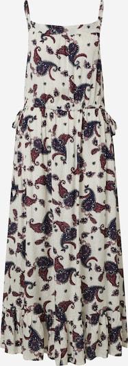 Masai Kleid 'Olivia' in ecru / mischfarben / rot, Produktansicht