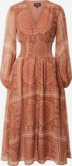 Bardot Kleid 'MARA' in braun / orange, Produktansicht