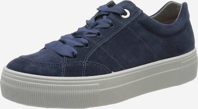 Legero Schnürschuh in dunkelblau, Produktansicht