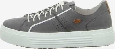 CAMEL ACTIVE Schnürschuhe in grau / weiß, Produktansicht