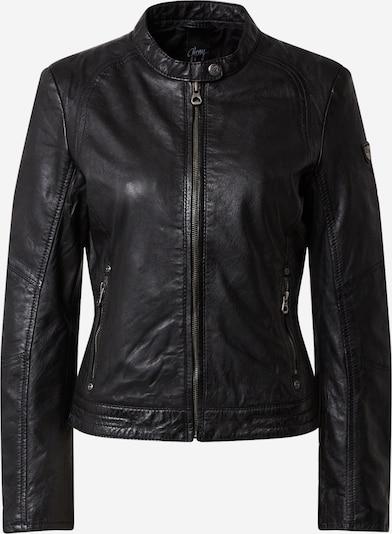 Gipsy Lederjacke 'GGNidel LAMAS' in schwarz, Produktansicht