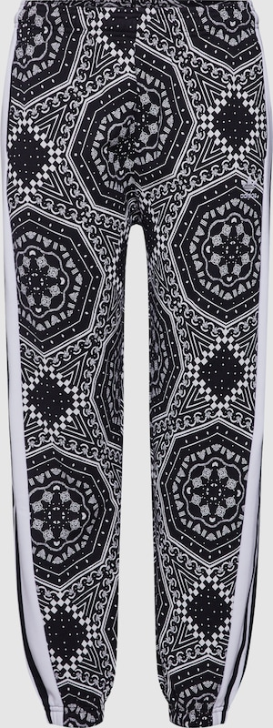 ADIDAS ORIGINALS Hose 'CUFFED PANTS' PANTS' PANTS' in schwarz   weiß  Neue Kleidung in dieser Saison 1e347f