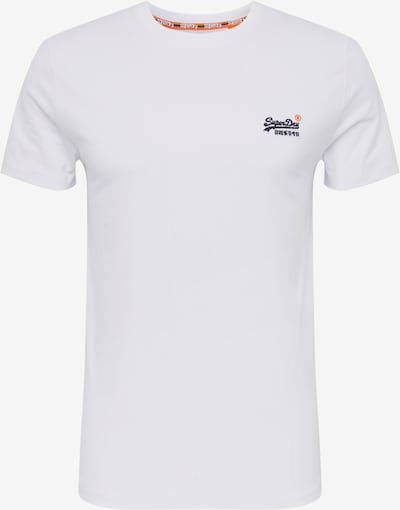 Superdry Tričko 'ORANGE LABEL VINTAGE EMBROIDERY TEE' - biela, Produkt