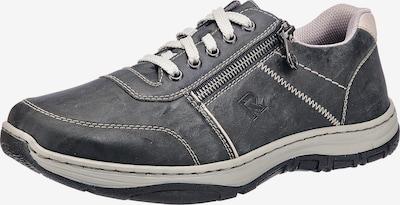 RIEKER Športové šnurovacie topánky - grafitová, Produkt