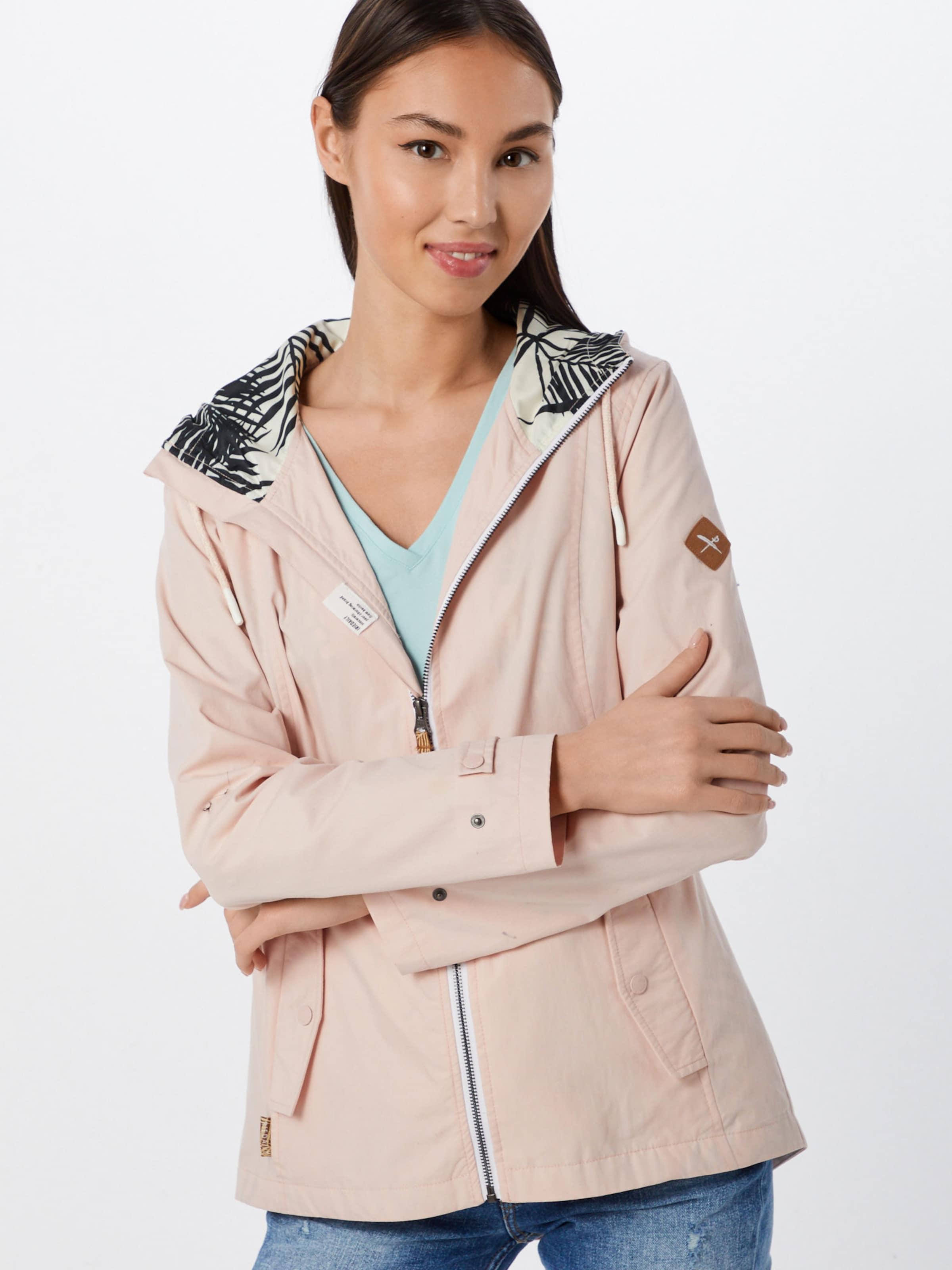 Mi En Iriedaily Veste 'kishory Up Jacket' Rose saison 0myOvNn8w