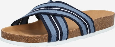 ESPRIT Slipper 'Molly' in blau / navy, Produktansicht