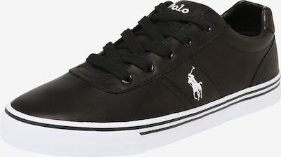 POLO RALPH LAUREN Sneaker 'HANFORD' in schwarz, Produktansicht