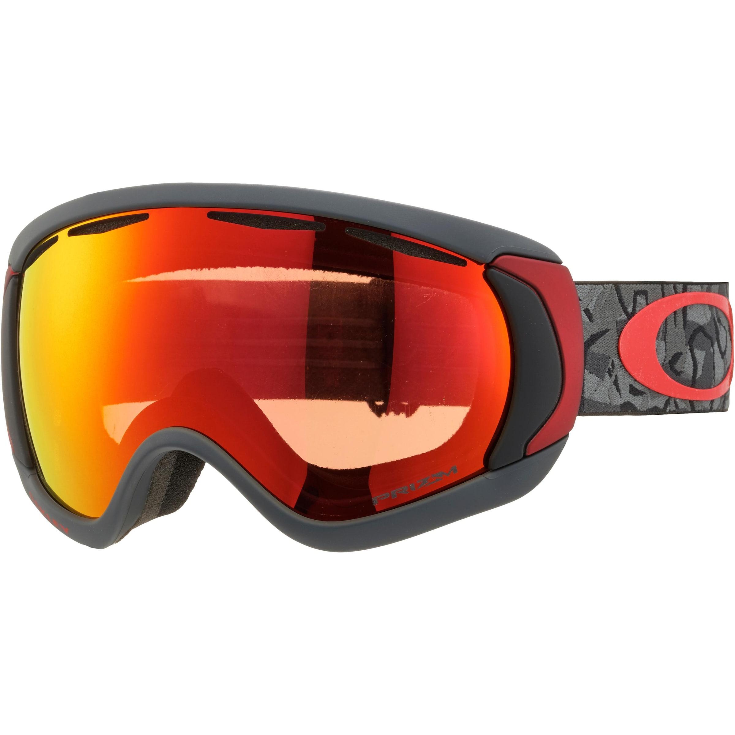 Oakley Iridium' Prizm AnthrazitRauchgrau Orangerot Skibrille 'canopy In Porch O0nyN8wvm
