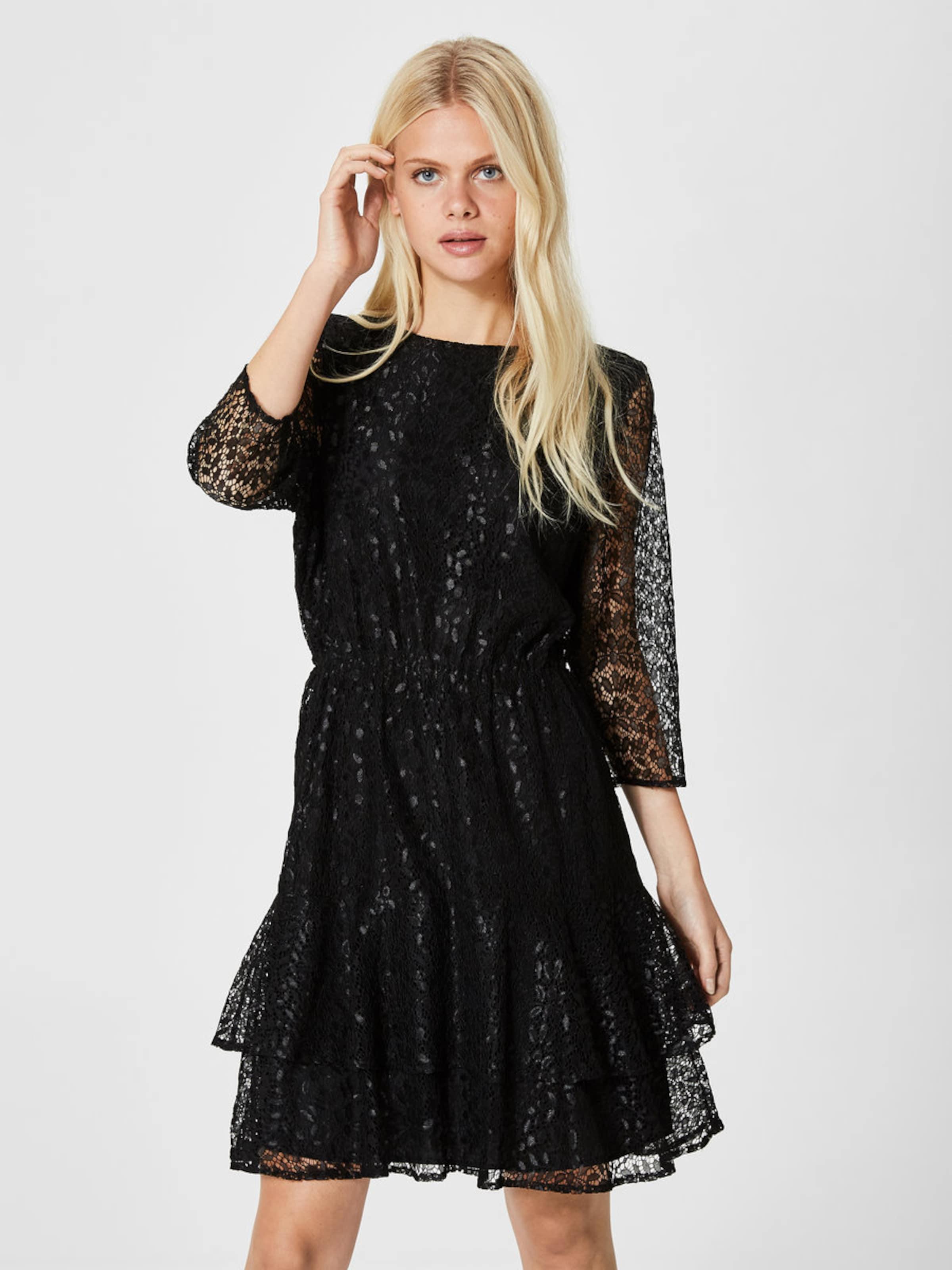 Freies Verschiffen Nagelneues Unisex Sneakernews Verkauf Online SELECTED FEMME Spitzen Kleid mit langen Ärmeln Viele Arten Von Zum Verkauf Wiki Verkauf Niedrig Kosten YIvfAYwbw