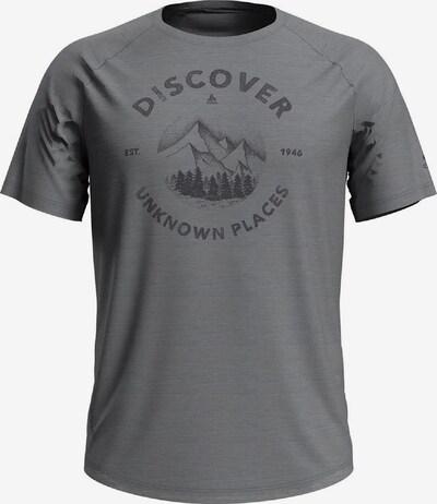 ODLO Shirt in dunkelgrau, Produktansicht
