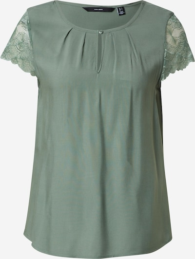 VERO MODA Koszulka 'NINA' w kolorze zielonym, Podgląd produktu
