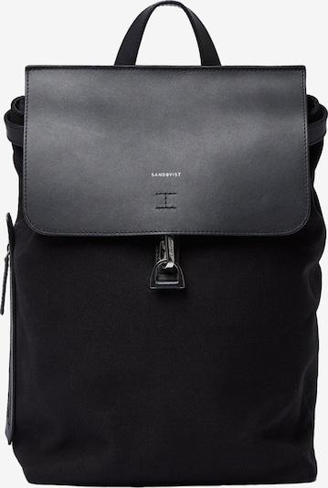 SANDQVIST Taschen 'ALVA' in schwarz, Produktansicht