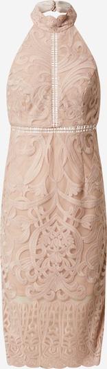 Bardot Avondjurk 'HANA' in de kleur Abrikoos, Productweergave