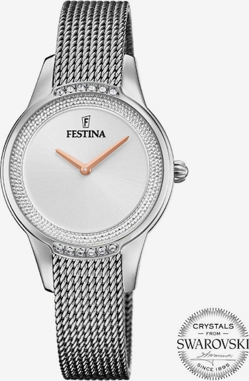 FESTINA Uhr in silber, Produktansicht