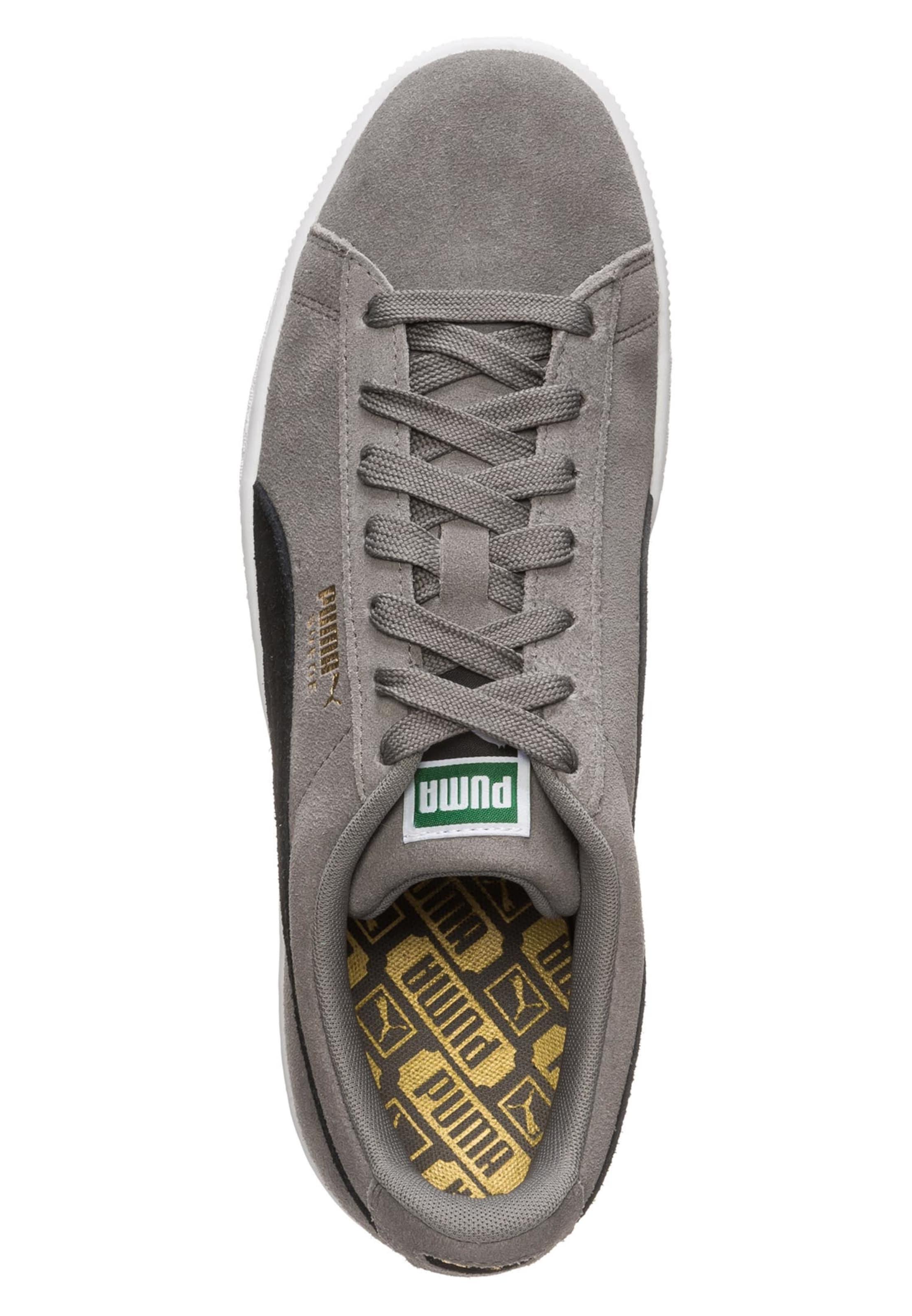 Classic' 'suede Puma Sneaker In RauchgrauSchwarz rxBoeWdC