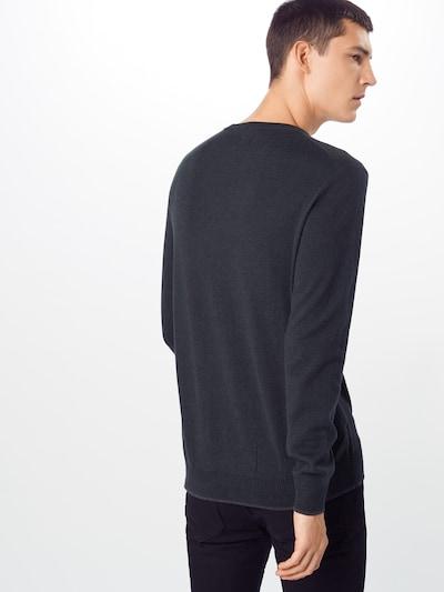 BURTON MENSWEAR LONDON Sweter w kolorze czarnym: Widok od tyłu
