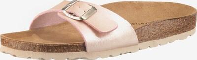 JOLANA & FENENA Pantolette in pink, Produktansicht