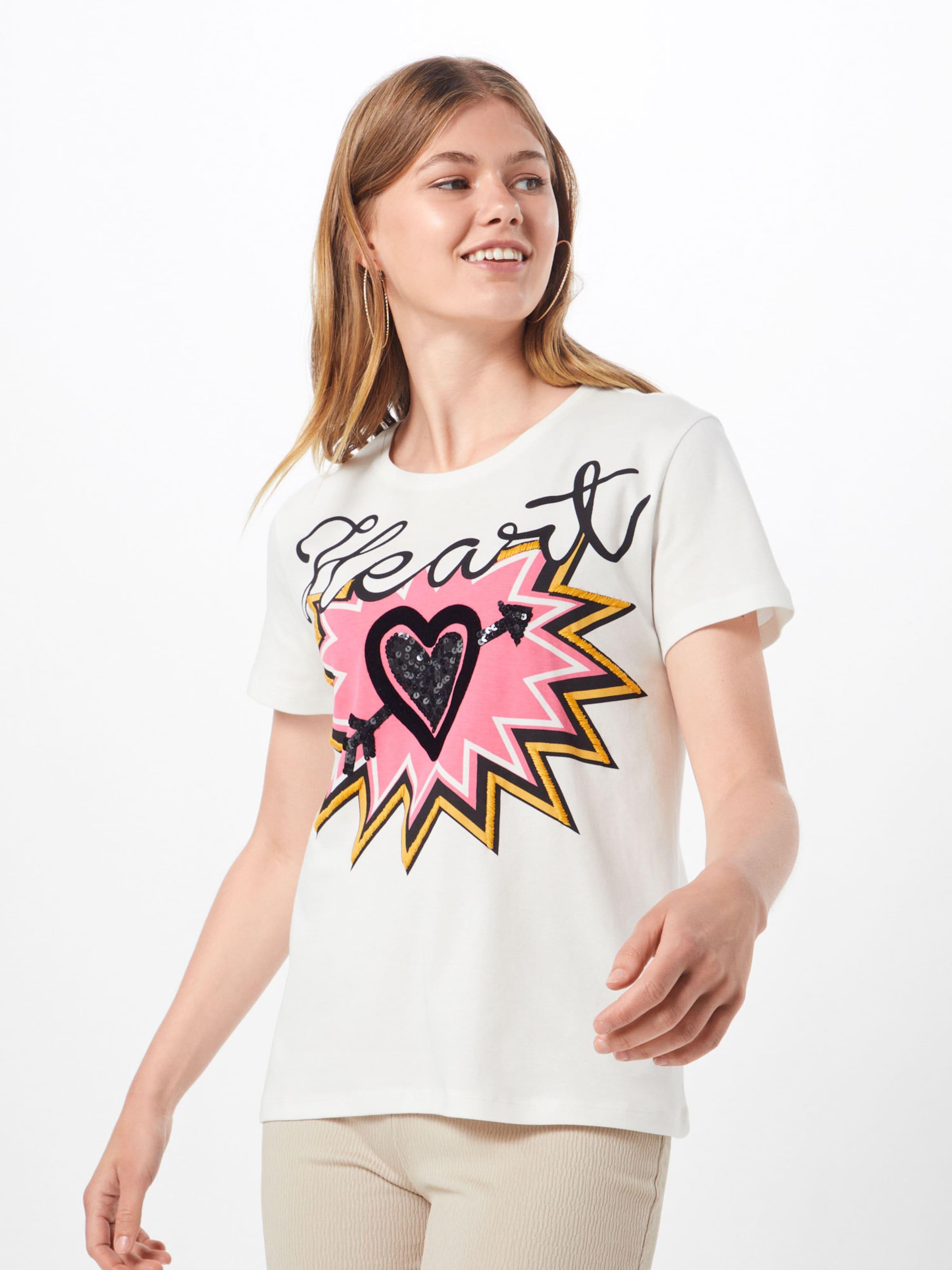 'heart' Frogbox T In MischfarbenWeiß shirt sdthCBQrx