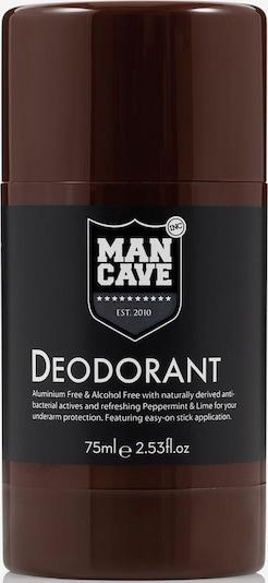 ManCave Deodorant in braun, Produktansicht