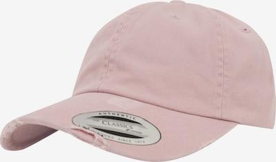 Flexfit Cap in rosa, Produktansicht