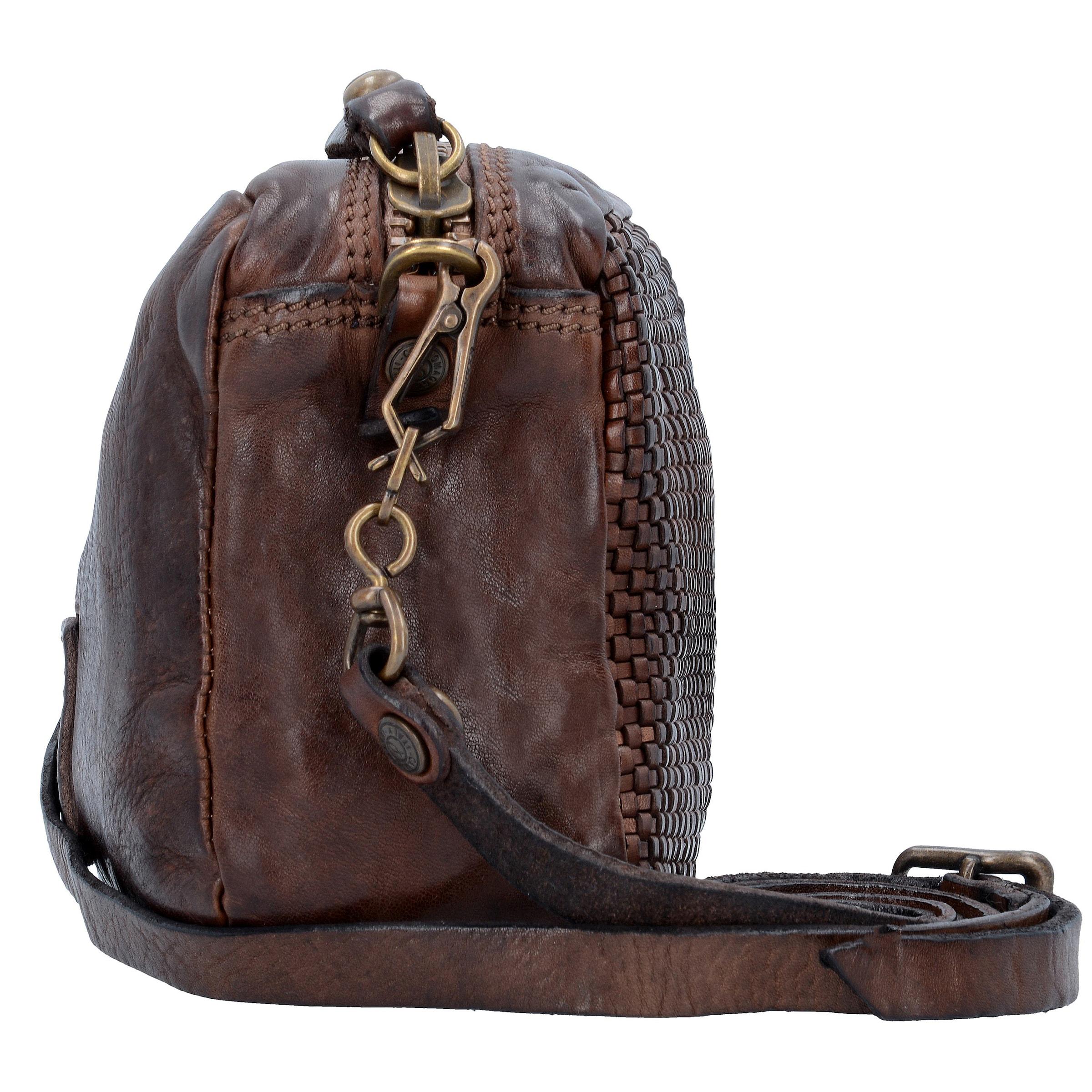 Leder Mini Prestige Bag 20 cm Edera Bag Campomaggi Edera Campomaggi Mini Prestige Schultertasche XqxwZvtZp