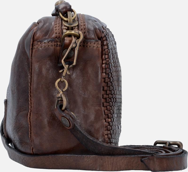 Campomaggi Prestige Edera Mini Bag Schultertasche Leder 20 cm