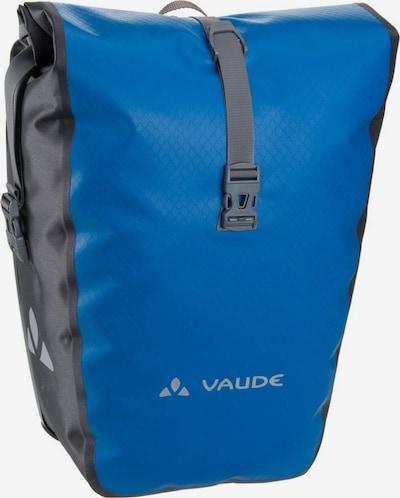 VAUDE Fahrradtasche 'Aqua Back' in blau / schwarz, Produktansicht