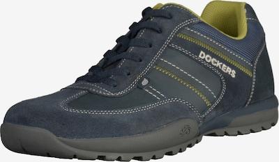 Scarpa stringata sportiva Dockers by Gerli di colore blu scuro, Visualizzazione prodotti