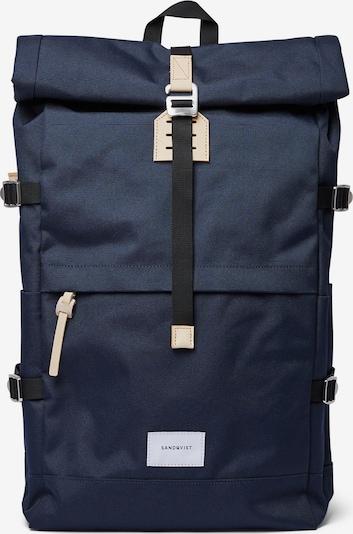 SANDQVIST Backpack 'BERNT' in Dark blue, Item view