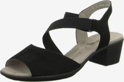 Jenny Sandalen/Sandaletten in schwarz, Produktansicht